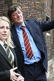 Stephen Fry, Richard Wilson, and Hannah Field in Kingdom (2007)