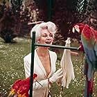Françoise Christophe in Le roi de coeur (1966)