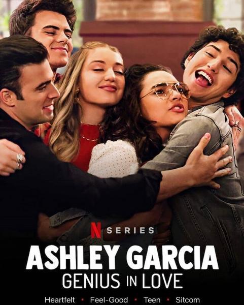 艾希莉·賈西亞:戀愛天才 (第2季) | awwrated | 你的 Netflix 避雷好幫手!