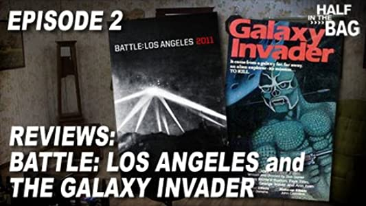 Watch full movie stream Battle: Los Angeles and The Galaxy Invader [720px]