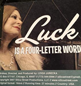 Movies downloadable sites Luck Is a Four-Letter Word by none [640x320]