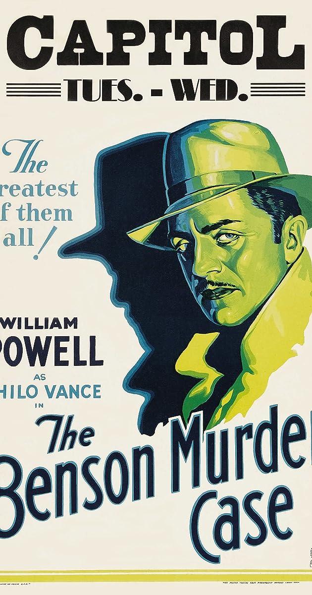 The Benson Murder Case (1930) - Photo Gallery - IMDb