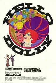 Walter Matthau and Barbra Streisand in Hello, Dolly! (1969)