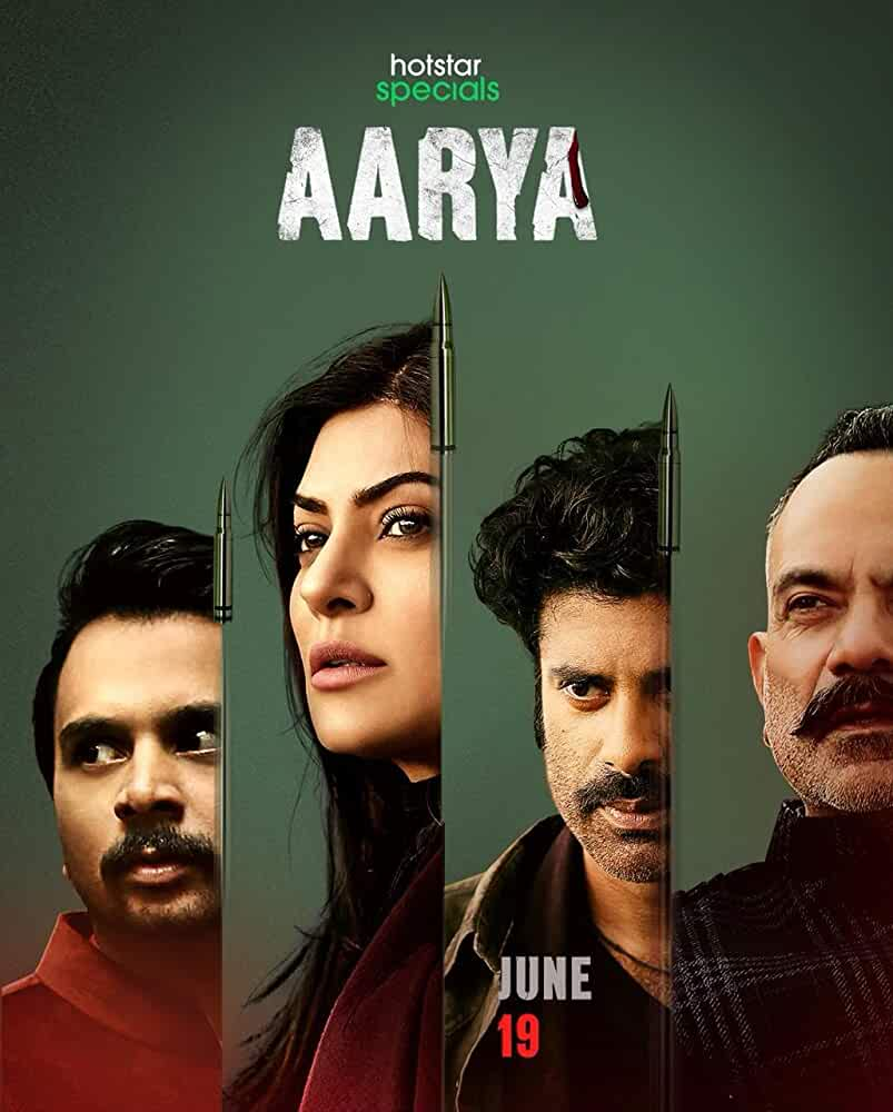 Aarya (2020) Season 1 HotStar