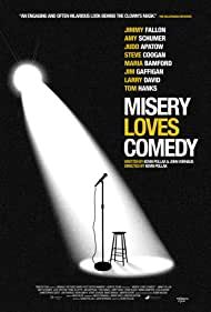 Misery Loves Comedy (2015) Poster - Movie Forum, Cast, Reviews