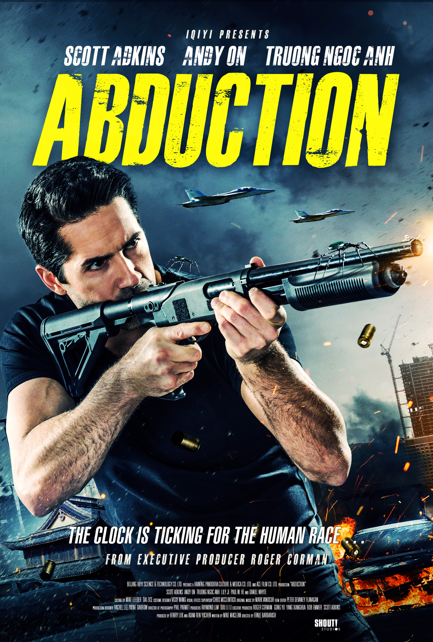 Abduction (2019) - IMDb
