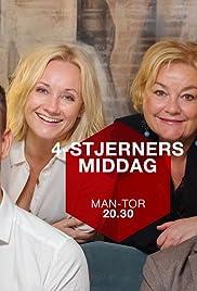 4-Stjerners Middag Poster