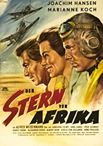 Der Stern von Afrika West Germany