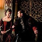 Jonathan Rhys Meyers and Annabelle Wallis in The Tudors (2007)