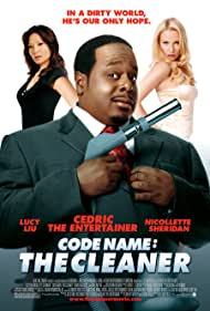Nicollette Sheridan, Lucy Liu, and Cedric the Entertainer in Code Name: The Cleaner (2007)