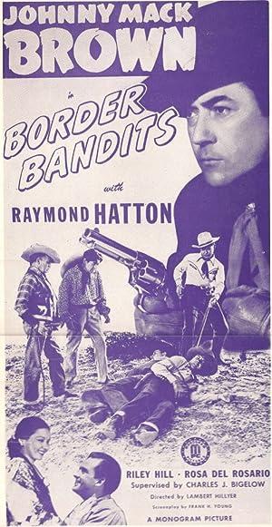 Lambert Hillyer Border Bandits Movie