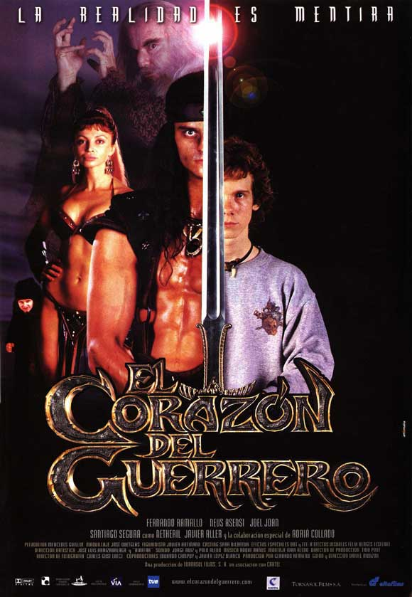 Heart of the Warrior (1999) Hindi Dubbed