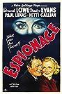 Espionage (1937) Poster