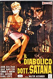 The Awful Dr. Orlof (1962) Poster - Movie Forum, Cast, Reviews