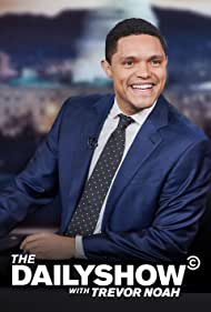 Trevor Noah in The Daily Show (1996)