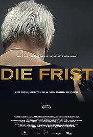 Die Frist Poster