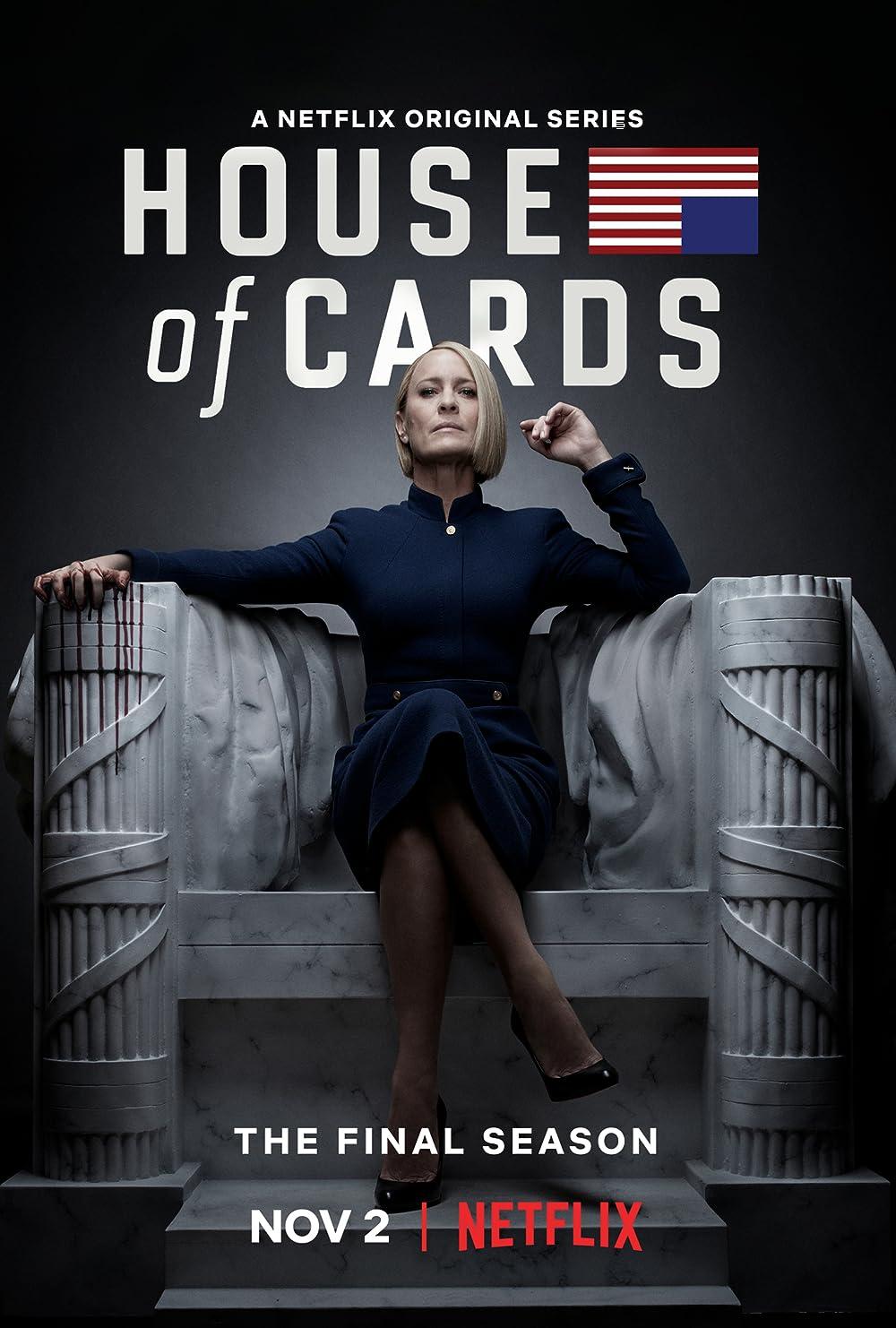 Filmbeschreibung zu House of Cards