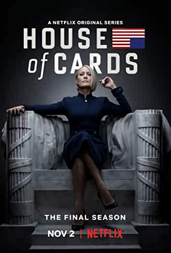 House Of Cards (2015) S01 Netflix Dual Audio [Hindi – English]