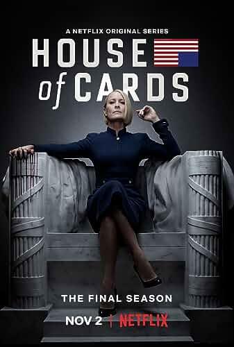 House Of Cards (2015) S01 Netflix Dual Audio [Hindi – English]