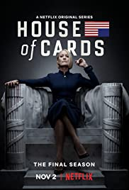 House of Cards Poster - TV Show Forum, Cast, Reviews