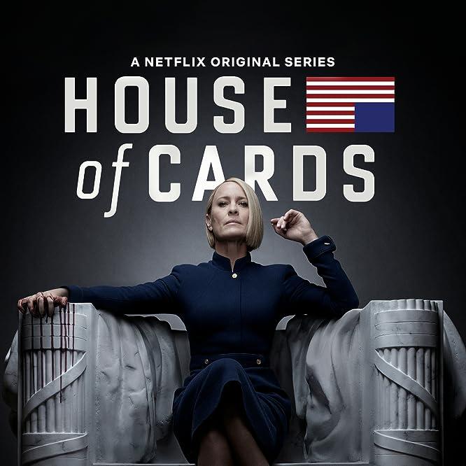 Robin Wright in House of Cards - Gli intrighi del potere (2013)