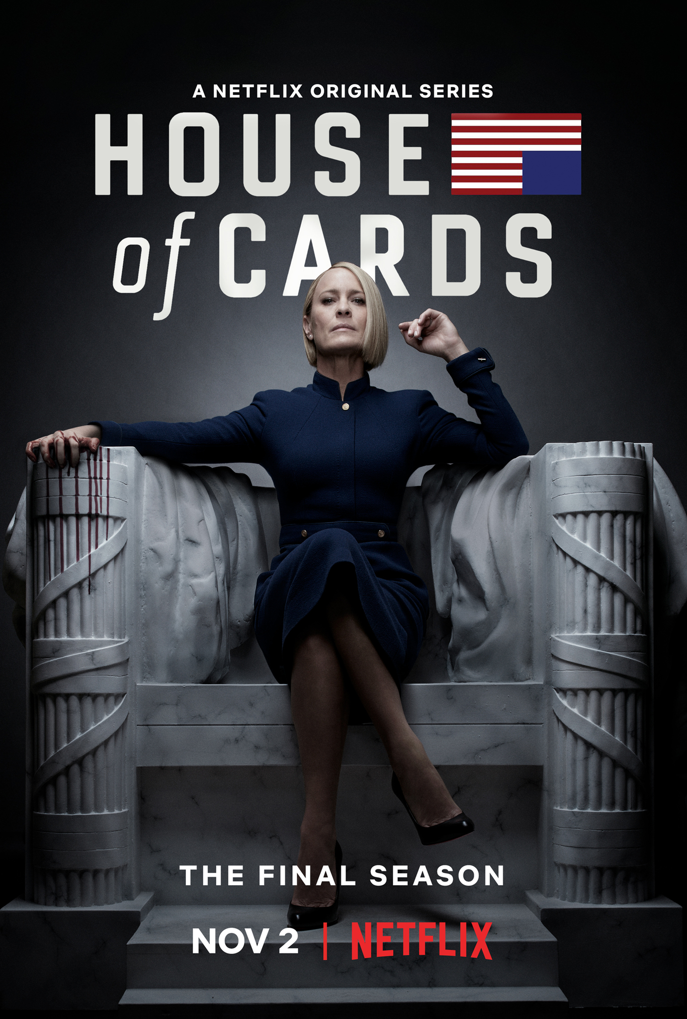 House of Cards Season 6 COMPLETE WEBRip 480p, 720p, 1080p & 4K-2160p