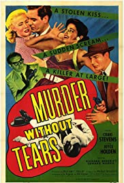 Murder Without Tears Poster