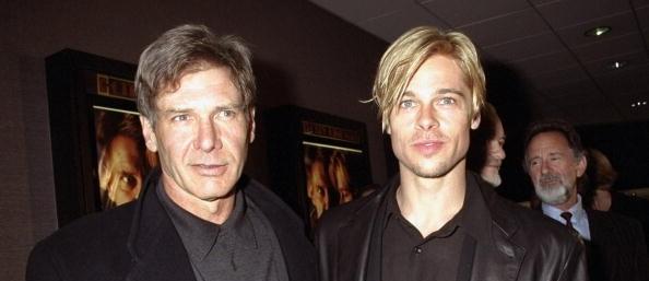 Harrison Ford Brad Pitt