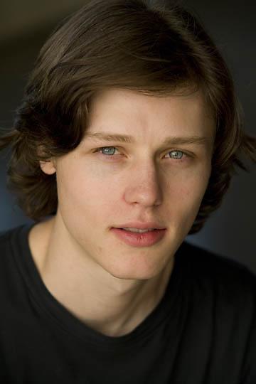 Nick Eversman actor