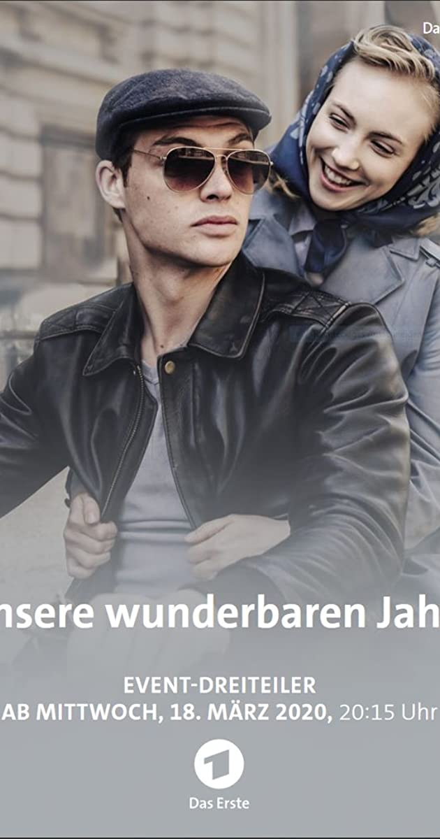 Download Unsere wunderbaren Jahre or watch streaming online complete episodes of  Season1 in HD 720p 1080p using torrent