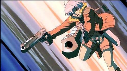 Burst Angel: The Complete Series & OVA