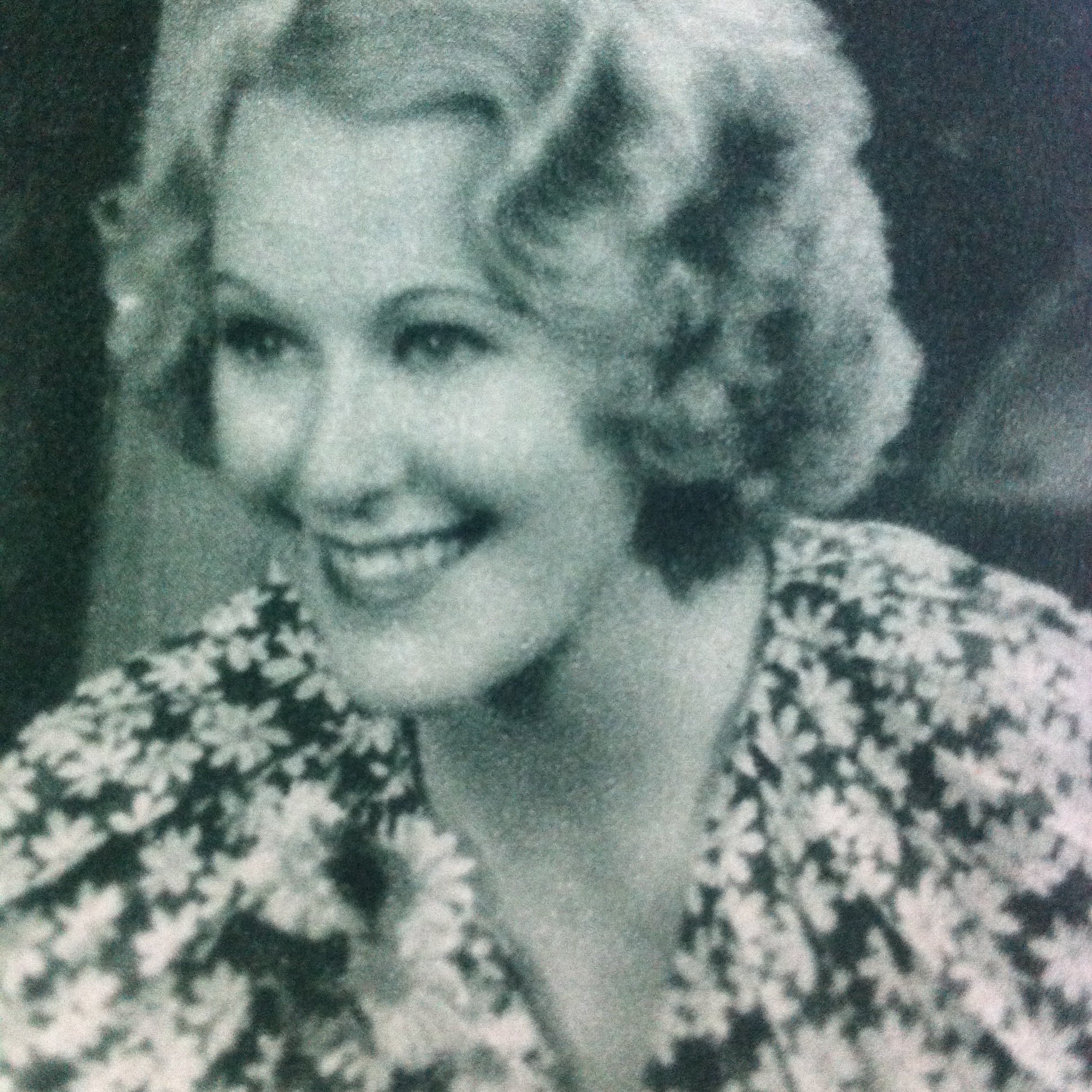 Grace Moore in One Night of Love (1934)