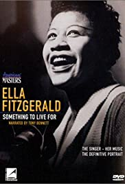 Ella Fitzgerald: Something to Live For Poster