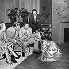 """Pantomime Quiz' Mike Stokey c. 1958"