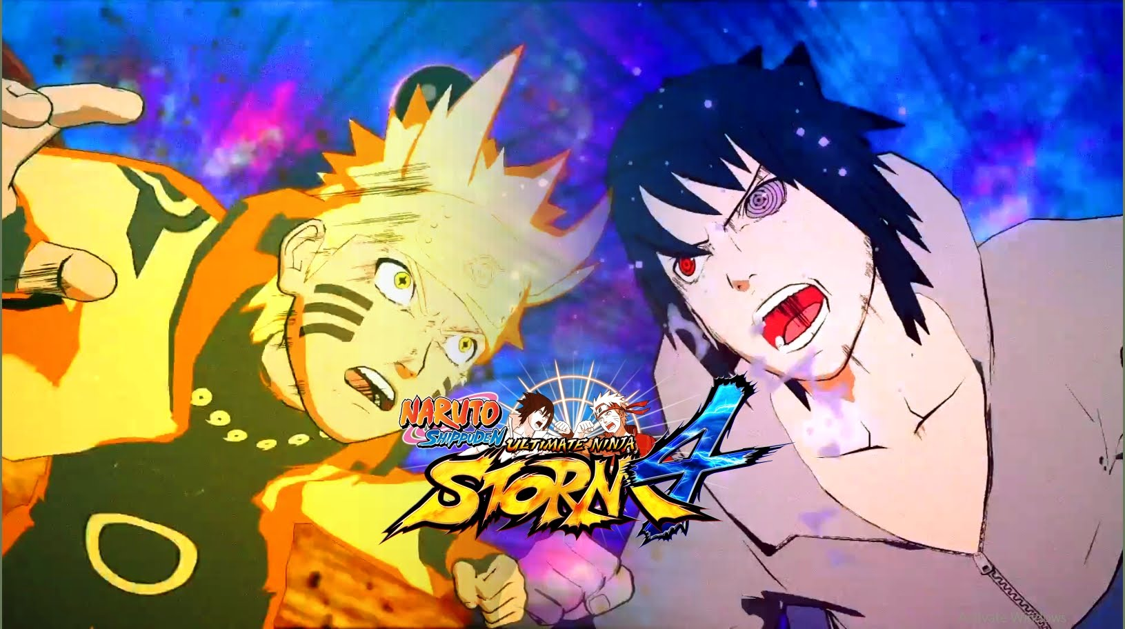 Naruto Shippûden: Ultimate Ninja Storm 4 (Video Game 2016