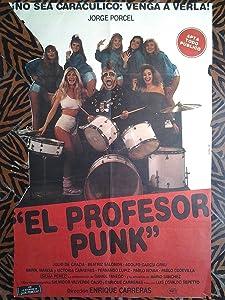 El profesor Punk none
