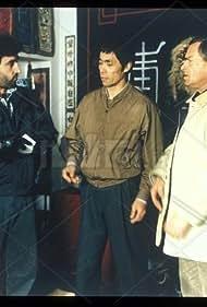 Flavio Insinna, Eros Pagni, and Hal Yamanouchi in Il mastino (1998)