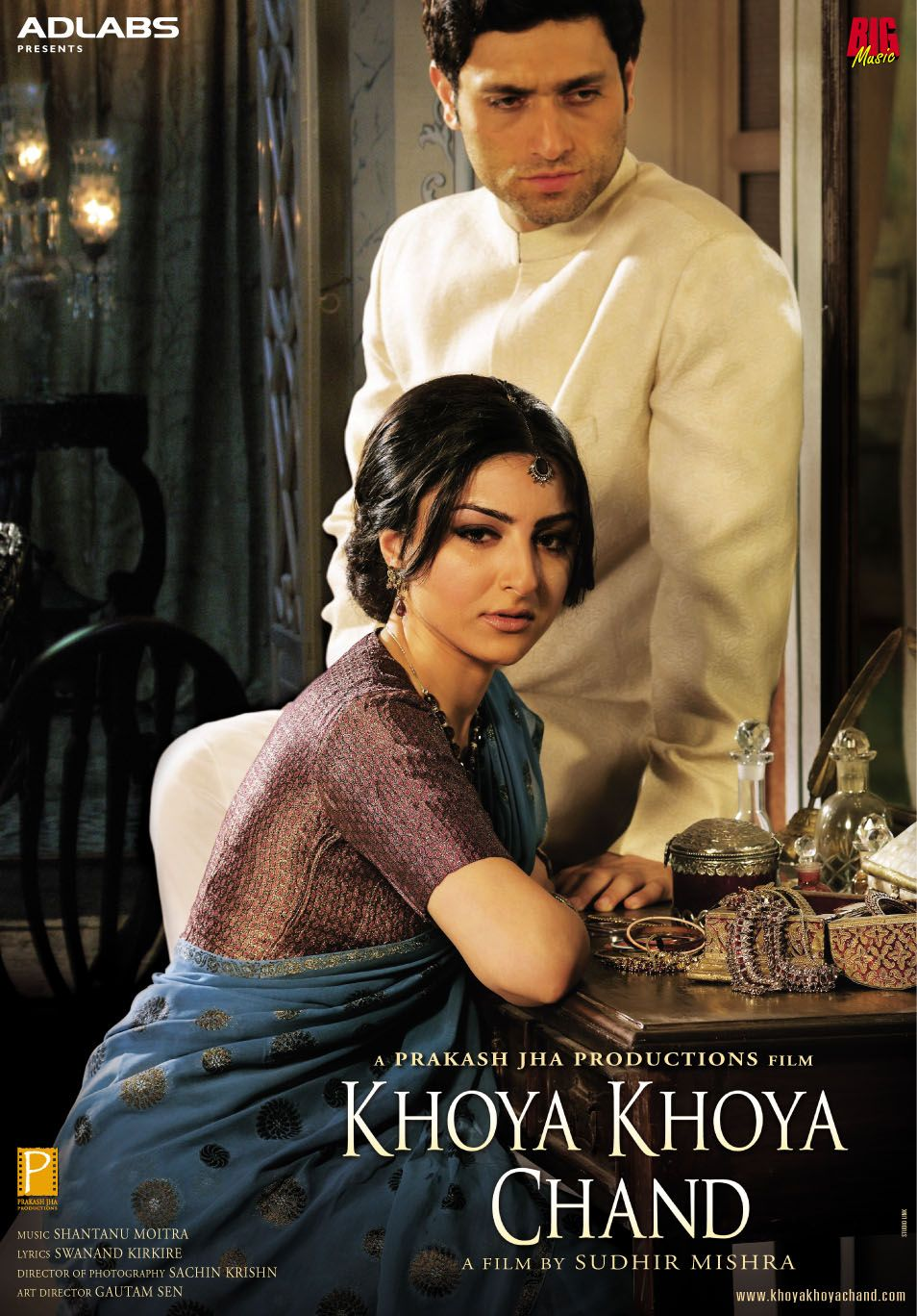 Download Khoya Khoya Chand (2007) Hindi 720p WEBRip x264 AAC [Team DRSD] Torrent