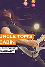 Warrant: Uncle Tom's Cabin Poster
