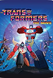 Til All Are One: Looking Back at Transformers the Movie Poster