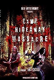 Camp Hideaway Massacre Poster