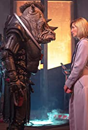Fugitive of the Judoon Poster