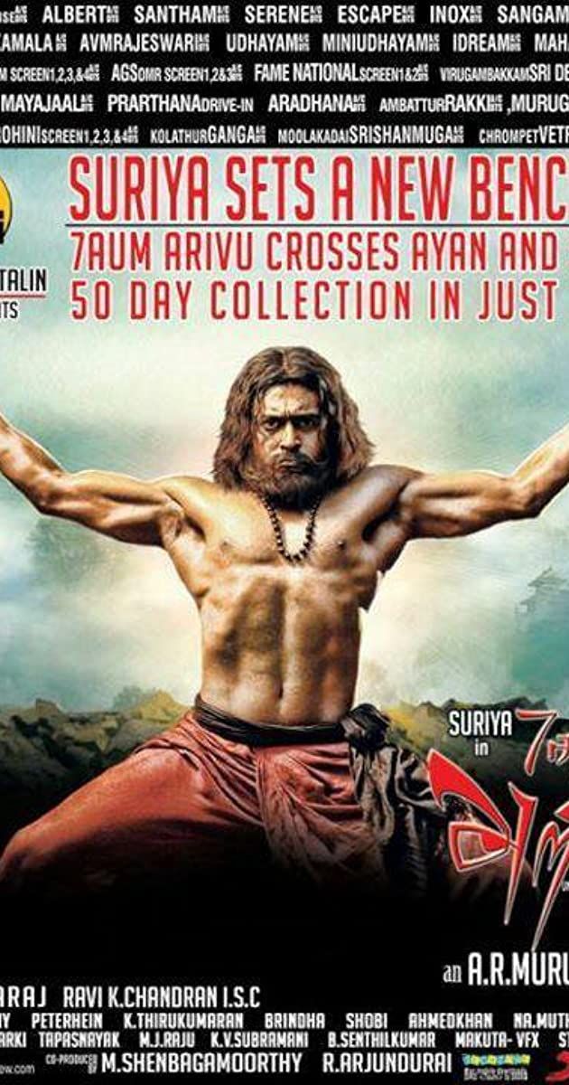 7 Aum Arivu download