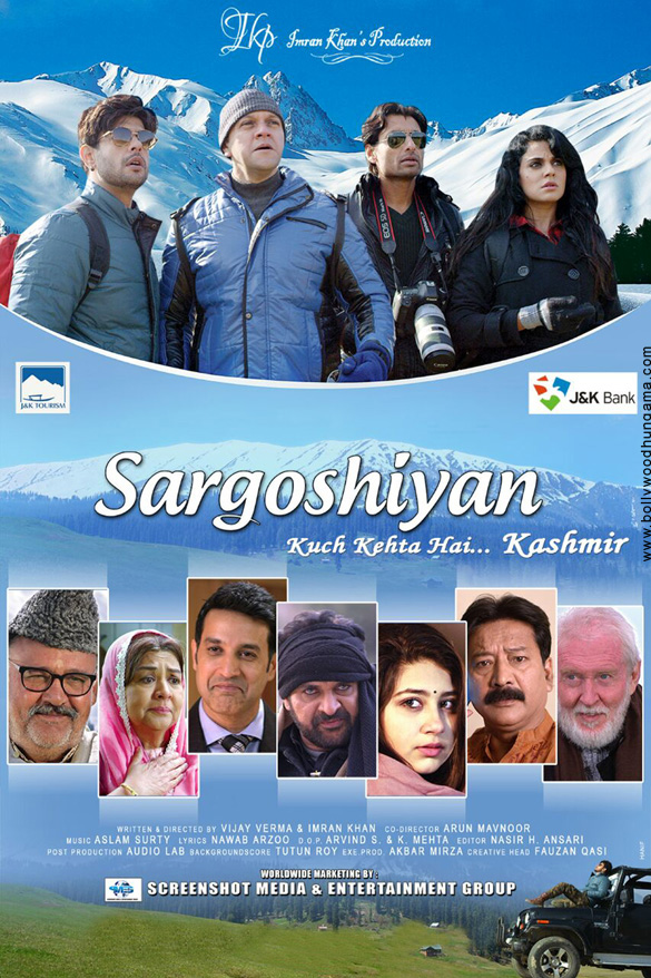 Sargoshiyan (2017) Hindi 300MB HDRip 480p x264 ESubs