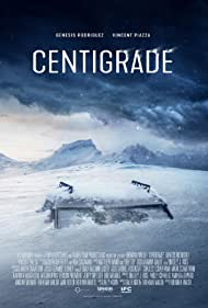 Genesis Rodriguez and Vincent Piazza in Centigrade (2020)