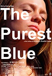 The Purest Blue Poster
