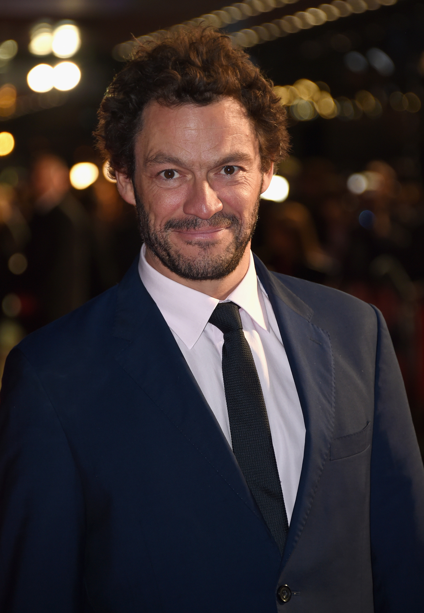 Dominic West at an event for Testament of Youth (2014)