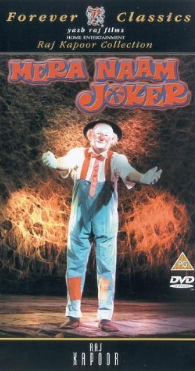 Mera Naam Joker 1970 News Imdb