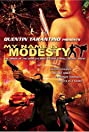 My Name Is Modesty: A Modesty Blaise Adventure (2004) Poster