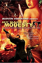 My Name Is Modesty: A Modesty Blaise Adventure(2004) Poster - Movie Forum, Cast, Reviews